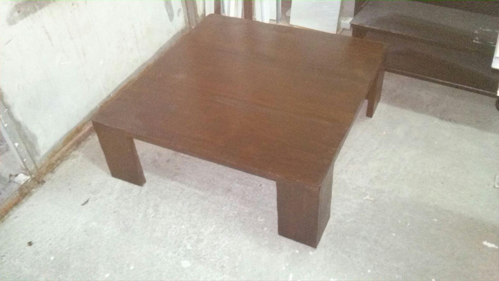 Tavoli in legno design for Riflessi arredamenti napoli